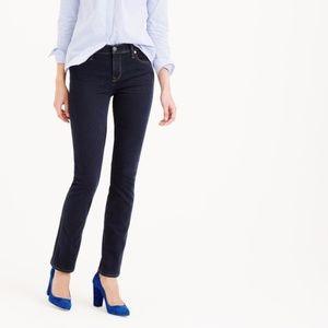 J. Crew Matchstick Dark Wash Blue Jeans